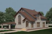 Двухэтажный дом D003