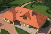 Двухэтажный дом D013