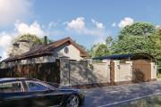 Одноэтажный дом D081
