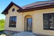 Одноэтажный дом D082