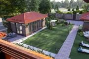 Двухэтажный дом D129