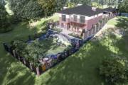 Двухэтажный дом D130