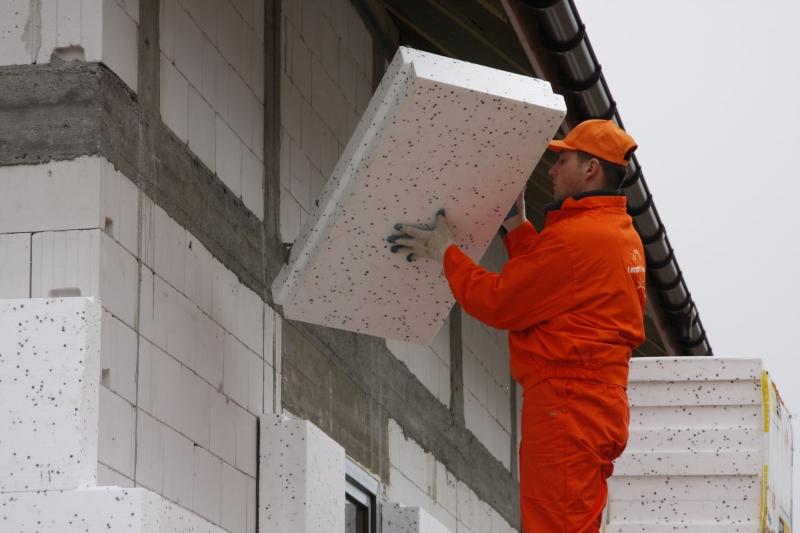 Теплоизоляция стен снаружи частного дома